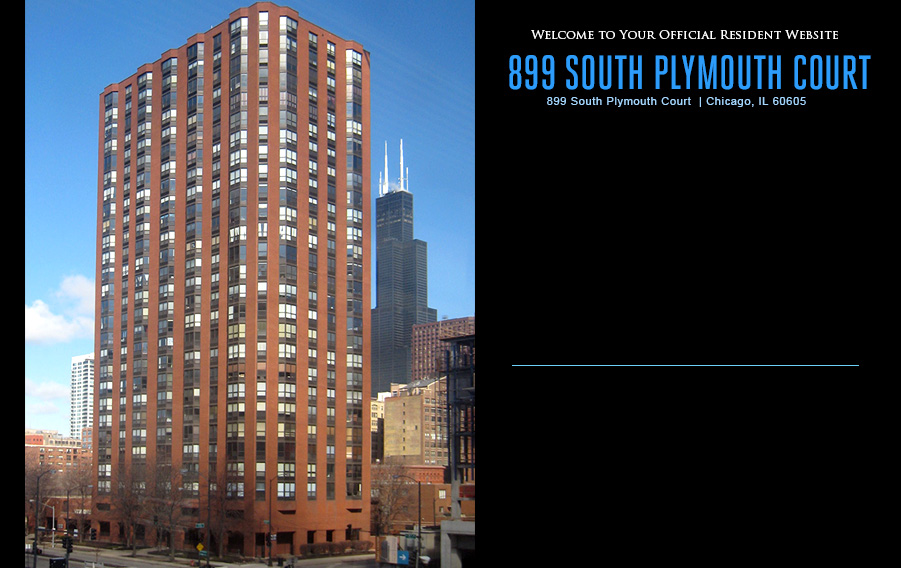 899 South Plymouth Court Condo Association